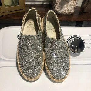 Jack Rogers Glitter shoes